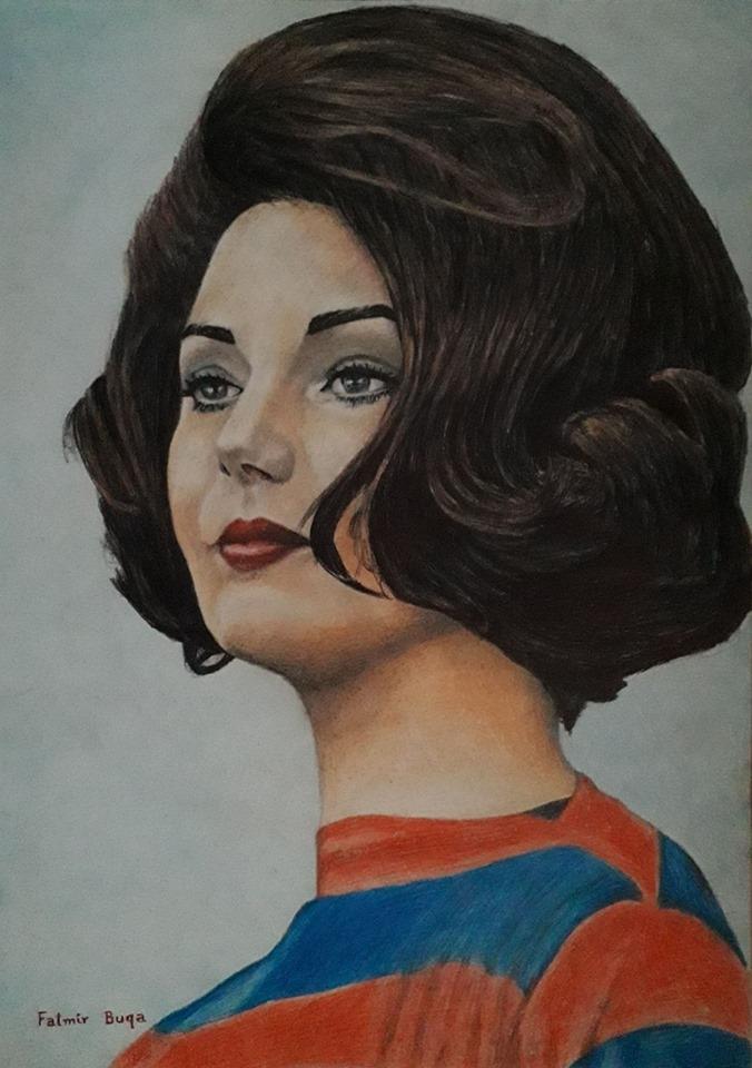 Sylva Koscina par Fatmirbuqa